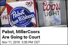 Pabst: MillerCoors Is Trying to Destroy Us