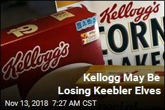 Kellogg May Be Losing Keebler Elves
