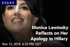 Monica Lewinsky Reflects on 1998