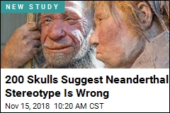 Humans of the Era as Prone to Violence as Neanderthals