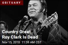 Roy Clark of Hee Haw Is Dead