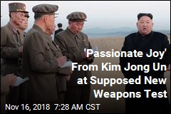 N. Korea's Latest Pressure Play: an 'Ultramodern Tactical Weapon'