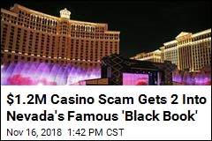 They Ripped Off the Bellagio. Now They're in the 'Black Book'