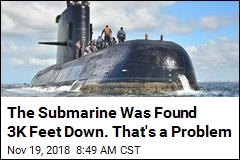 After Lost Sub Found, a Seemingly Impossible Demand