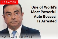 Scandal Hits 'One of World's Most Powerful Auto Bosses'