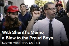 FBI Labels Proud Boys as 'Extremist'