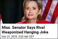 Miss. Senator Says There Was No 'Ill-Will' in Hanging Joke