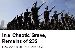 In Sri Lankan Grave, Remains of 232 People