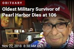 Oldest Military Survivor of Pearl Harbor Dies at 106