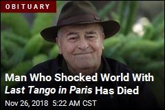 Filmmaker Bernardo Bertolucci Dead at 77