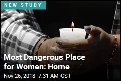 Most Dangerous Place for Women: Home
