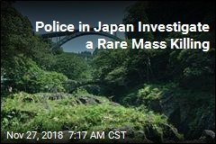 6 Murdered in Japan Tourist Town