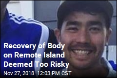 Quest for Missionary's Body on Hold