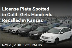 Kansas Recalls 731 License Plates After Racial Slur Complaints