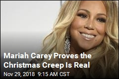 Mariah Carey Proves Christmas Keeps Coming Earlier