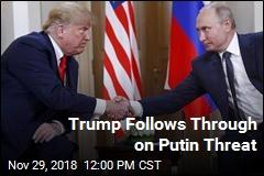Trump Cancels Putin Meeting