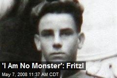 'I Am No Monster': Fritzl