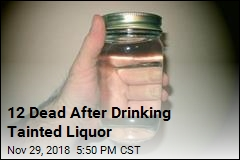 12 Dead After Drinking Tainted Liquor