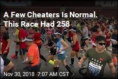 258 Cheaters Caught in Half Marathon