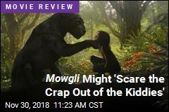 Netflix's Mowgli Goes Dark—Maybe Too Dark