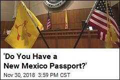 DC Courts Clerk Not Sure New Mexico Is a State