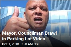 Atlantic City Mayor Caught Brawling on Video