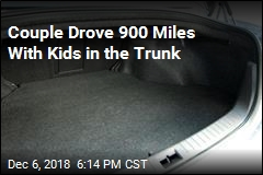 Dogs in the Back Seat, Kids in the Trunk for 900-Mile Ride