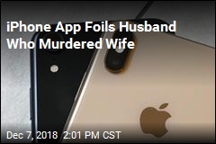 iPhone App Foils Husband Who Murdered Wife