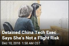 Huawei Exec Seeks Bail on Health Grounds