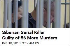 Russian Ex-Cop Guilty of 56 More Murders