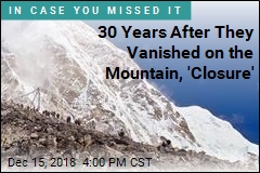 30 Years After They Vanished on the Mountain, 'Closure'