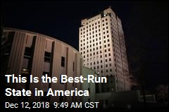 10 Best, Worst Run States in America