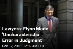 Lawyers Ask Judge to Spare Flynn Prison Time