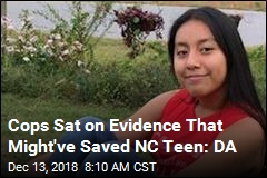 NC Teen 'Might Be Alive' If Not for Police Blunder