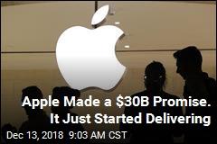 Apple Plans $1B Campus in Austin