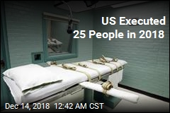 US Executions Were Near Historic Lows in 2018