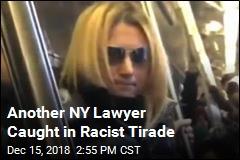 Lawyer Arrested After Racist Tirade, Assault