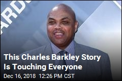 This Charles Barkley Story Is Touching Everyone