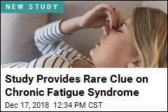 Study Provides Rare Clue on Chronic Fatigue Syndrome