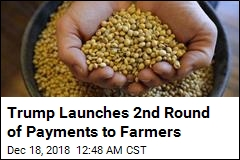 Trump Launches 2nd Round of Payments to Farmers