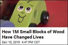 How 1M Small Blocks of Wood Have Changed Lives