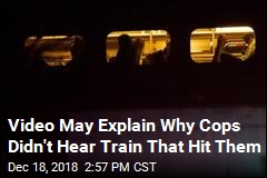 Chicago Cops Probably Didn't See Train That Killed Them