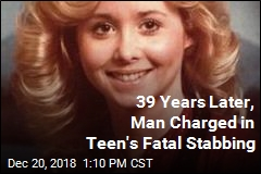 39 Years Later, Man Charged in Teen's Fatal Stabbing