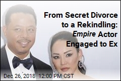 Empire Actor, Ex-Wife to Give Marriage Another Go