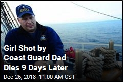 Girl Shot by Coast Guard Dad Dies 9 Days Later