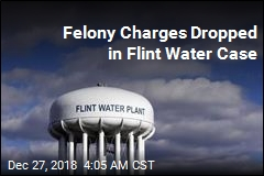 2 Regulators Take Plea Deals in Flint Water Case