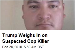Sheriff: Calif. Cop-Killer Suspect Was in US Illegally