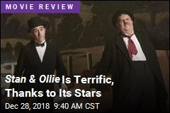 A Perfect Pairing Propels Stan & Ollie