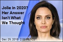 Jolie in 2020? Her Answer Isn't What We Thought