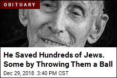 He Saved Hundreds of Jews. Some by Throwing Them a Ball